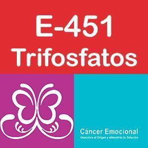 E-451 trifosfatos