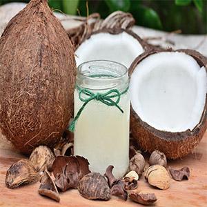 Como hacer aceite de coco casero
