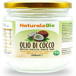 Puedes comprar aceite de coco contra el COVID-19 en tiendas online