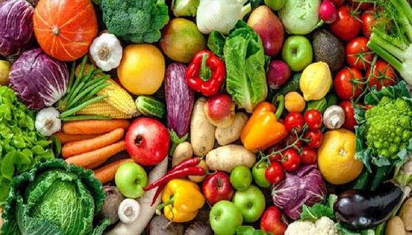 Derrotando al Lupus, Alimentos frescos