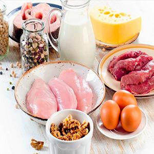los alimentos ácidos dañan el sistema linfático