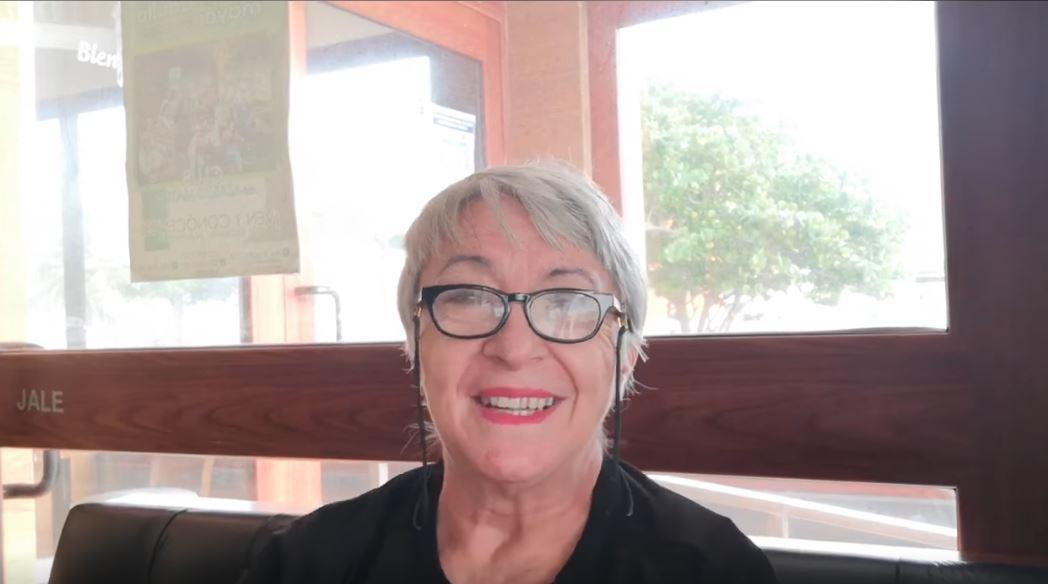 Dra. Marta Rodas, testimonio dióxido de cloro