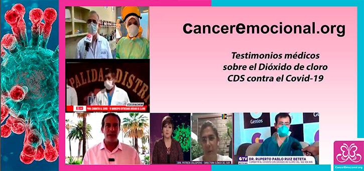 testimonios medicos del cds para covid-19