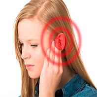 Protocolo CDS para tratar infección de oído