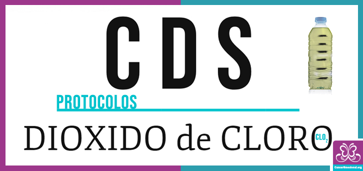 protocolos cds dioxido de cloro