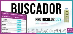 buscador de protocolos CDS dioxido de cloro