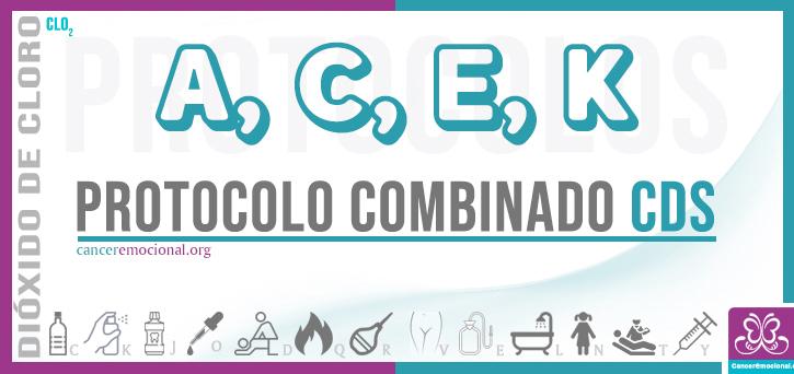 protocolo combinado ACEK de CDS puede tratar la insuficiencia renal,