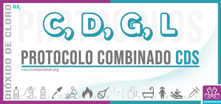 Protocolo combinado CDGL de CDS puede combatir el hongos-micosis