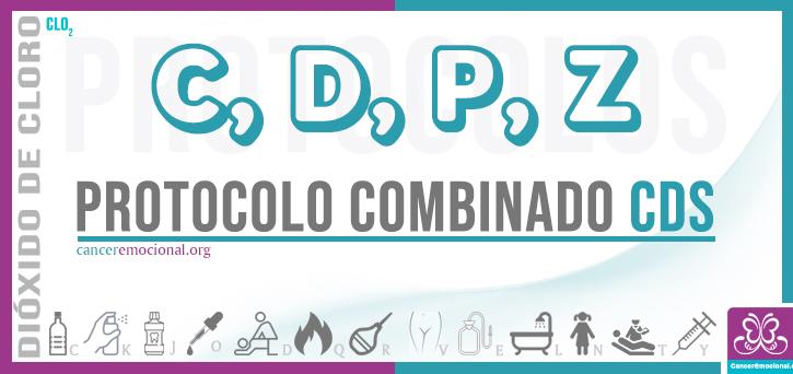 Dióxido de cloro protocolo combinado CDPZ útil contra el herpes
