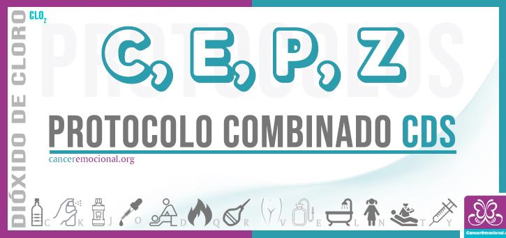 CDS protocolo combinado CEPZ es valioso para tratar la fibromialgia