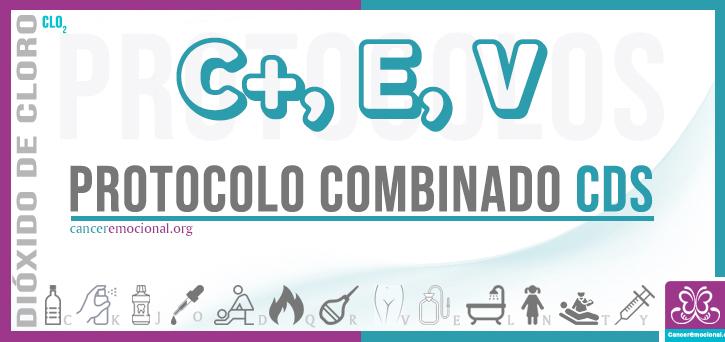CDS Protocolo combinado C+EV