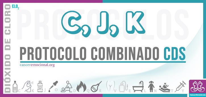 protocolo combinado CJK de dióxido de cloro se puede combatir la afta bucal