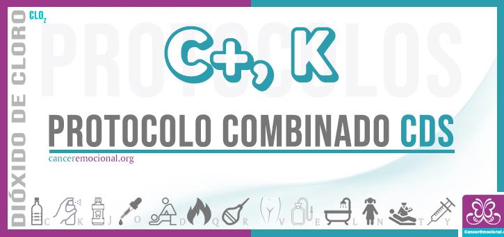 CDS Protocolo combinado C+K