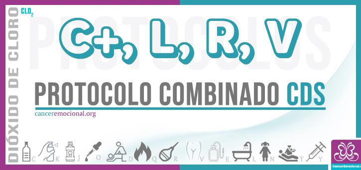 protocolo combinado C+LRV, dióxido de cloro contra el cáncer de ovario