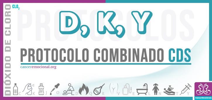 protocolo combinado DKY, dióxido de cloro para tratar las picaduras