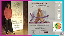 conferencia ágora castalla, ¿es el cáncer una enfermedad emocional?